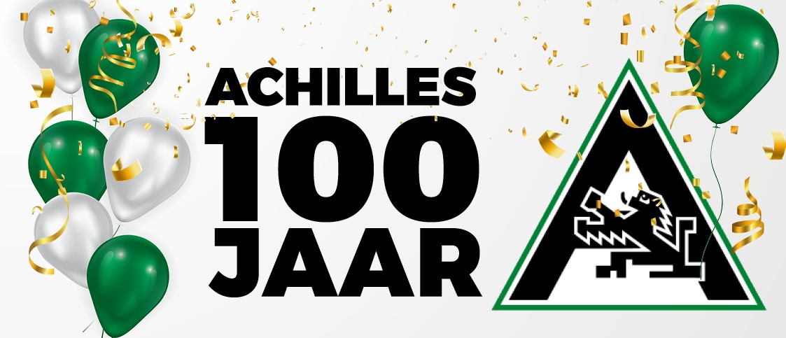 100 jarig jubileum