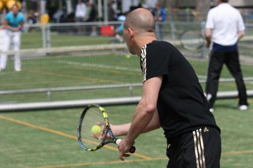 Tennisnieuws: rackettrekken & tennislessen