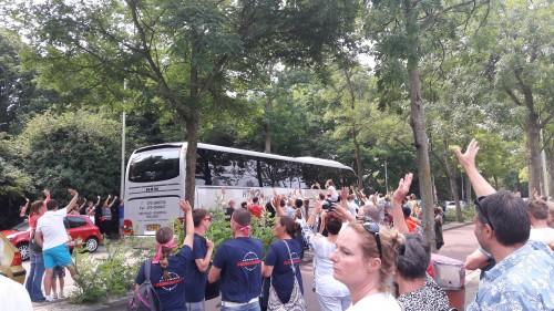 Tikkie voor Kamp 2019: sponsor jij mee aan een extra bus?!