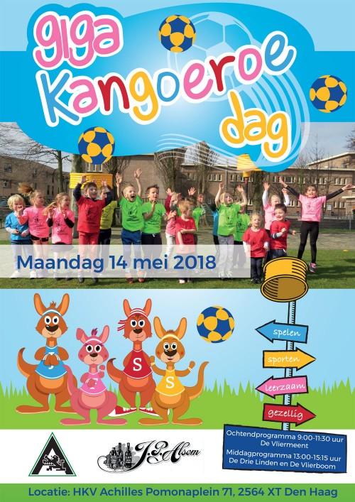 14 mei: Giga Kangoeroedag