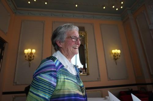 Ziekenboeg (update): Annie van der Laaken in het ziekenhuis