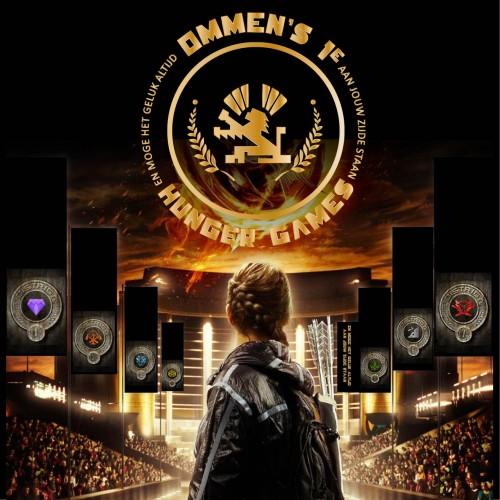 WAPC-Kamp 2018: Hunger Games in Ommen - de sponsorlijst en de districten