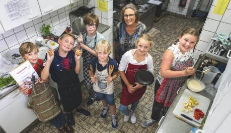 Super Chef kookworkshops voor kinderen, 3e editie