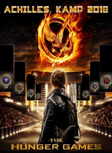 WAPC-Kamp 2018: Hunger Games in Ommen