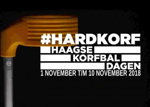 1 - 10 november: Haagse Korfbaldagen 2018