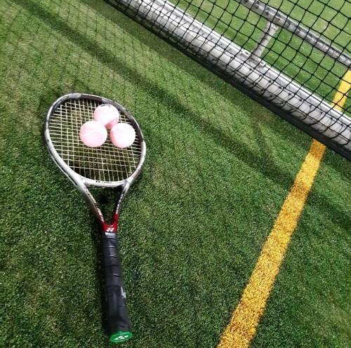 Tennis in coronatijd