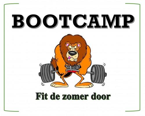 Bootcamp & schottrainingen: let op, je kunt je nu definitief aanmelden!