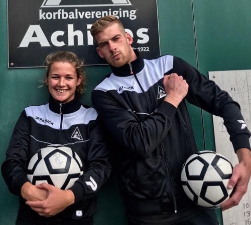 Marit & Bastiaan @ Open NK 2vs2