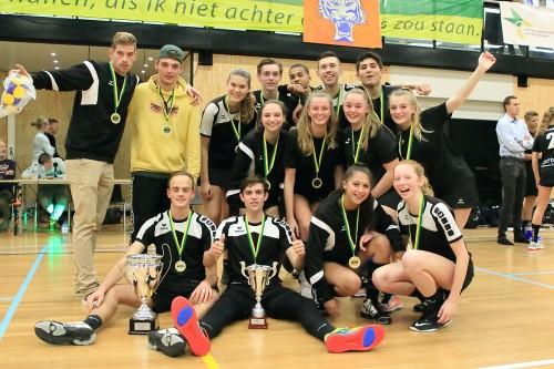 Gezocht: Haagse Korfbaldagen Wisselbokaal 'A-jeugd 1-2-3'