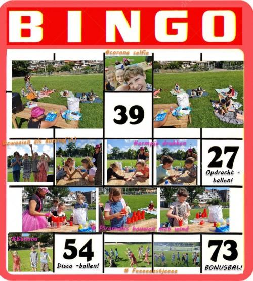 Terugblik: Achilles' BUITENgewone Bingo