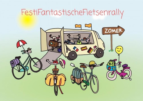 19 september: FestiFantastischeFietsenrally